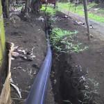 Irrigation Supply Line for Sprinkler System